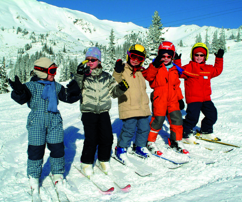 Children's Ski Lessons